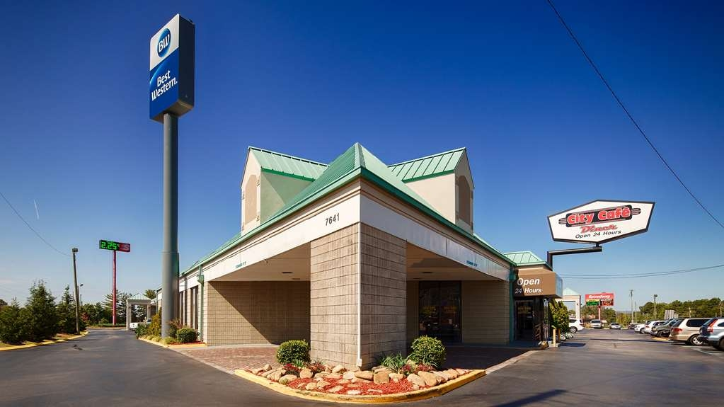 Best Western Heritage Inn - There's no better way to experience your stay at the Best Western Heritage Inn of Chattanooga