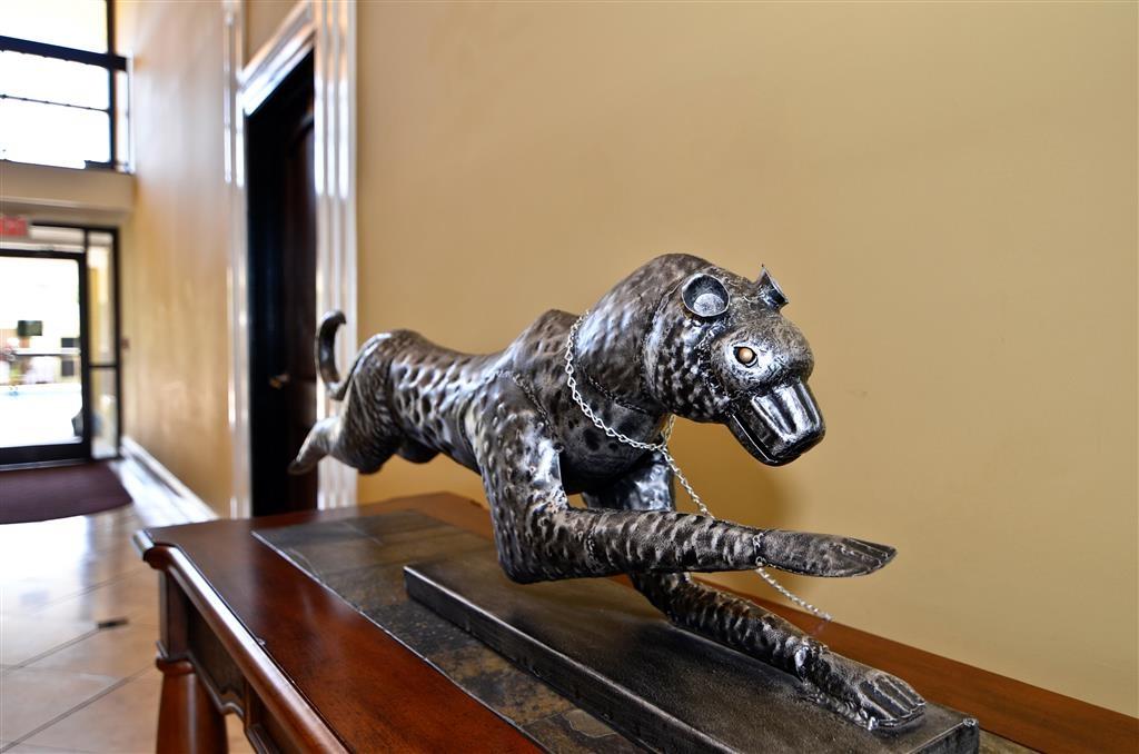 Best Western Fayetteville Inn - Décoration de la réception