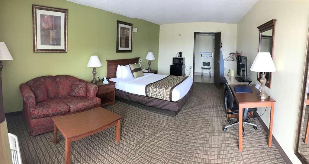 Best Western Fayetteville Inn - Camere / sistemazione