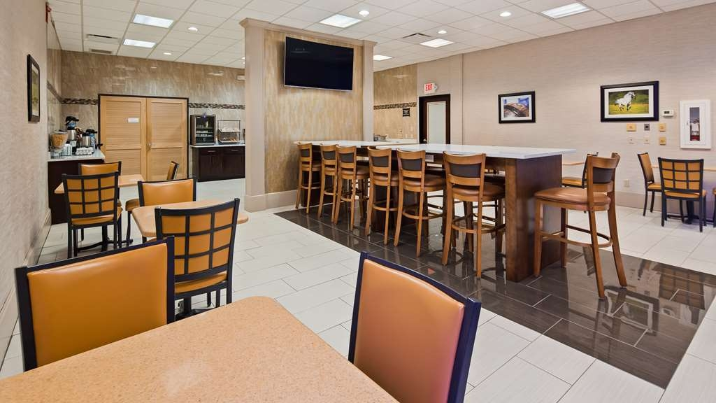Best Western Fayetteville Inn - Ristorante / Strutture gastronomiche