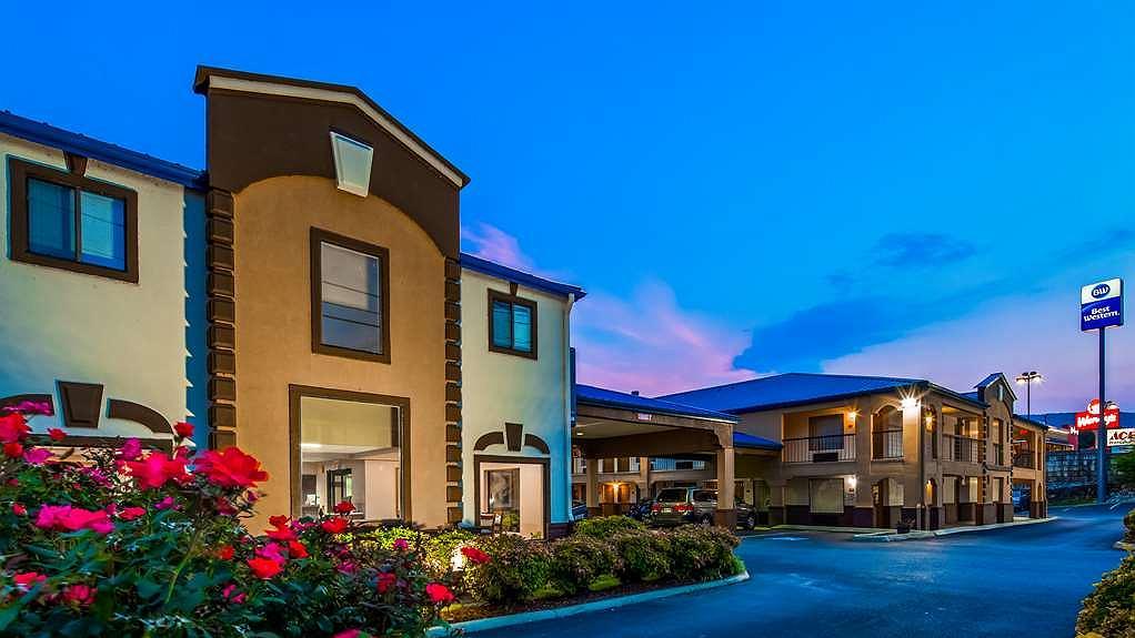 Best Western Royal Inn - Vista exterior