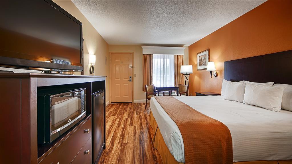 Best Western Royal Inn - Habitaciones/Alojamientos
