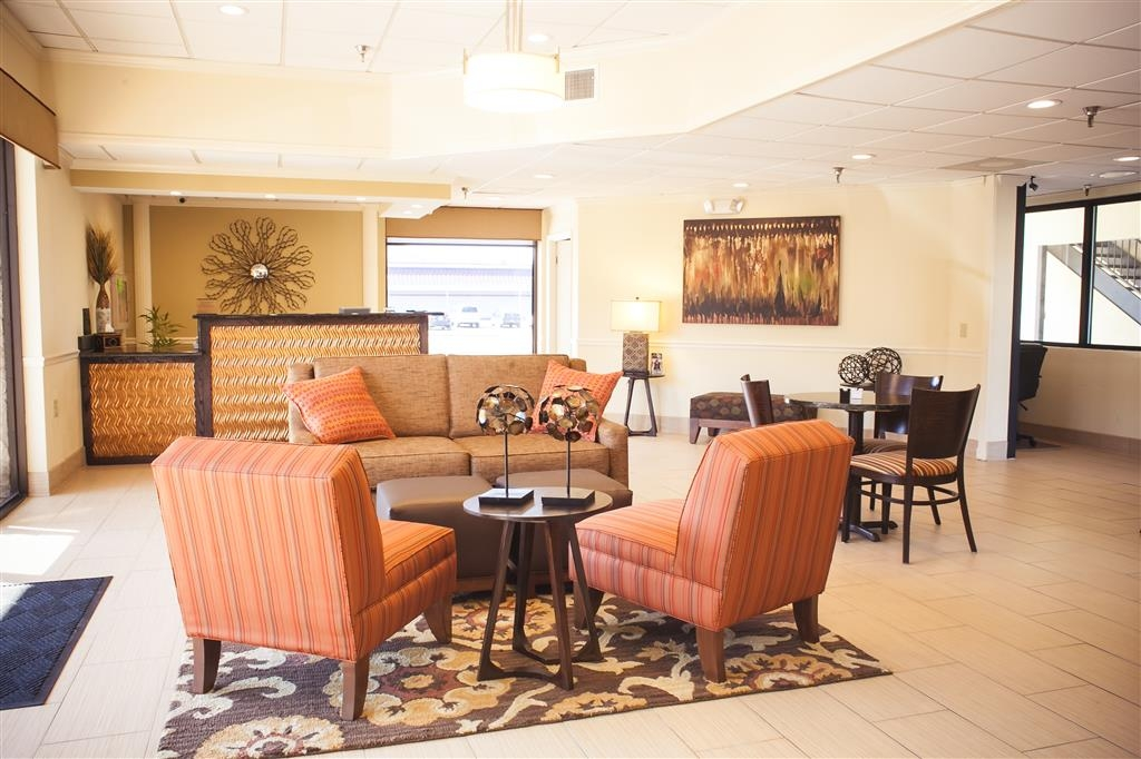 Best Western Dayton - The moment you step into our lobby you'll feel like part of our family.