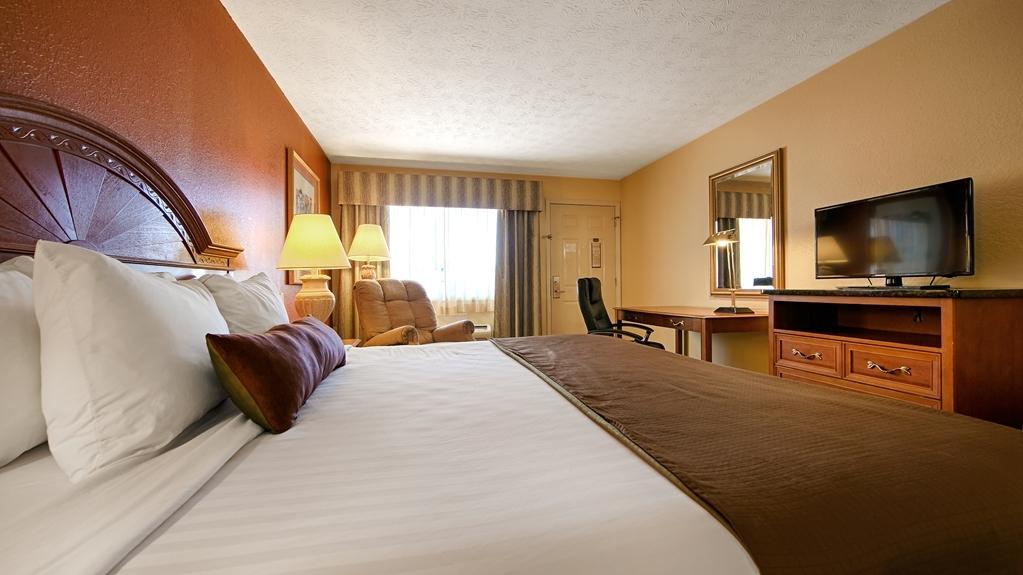 Best Western Dayton - Gästezimmer/ Unterkünfte