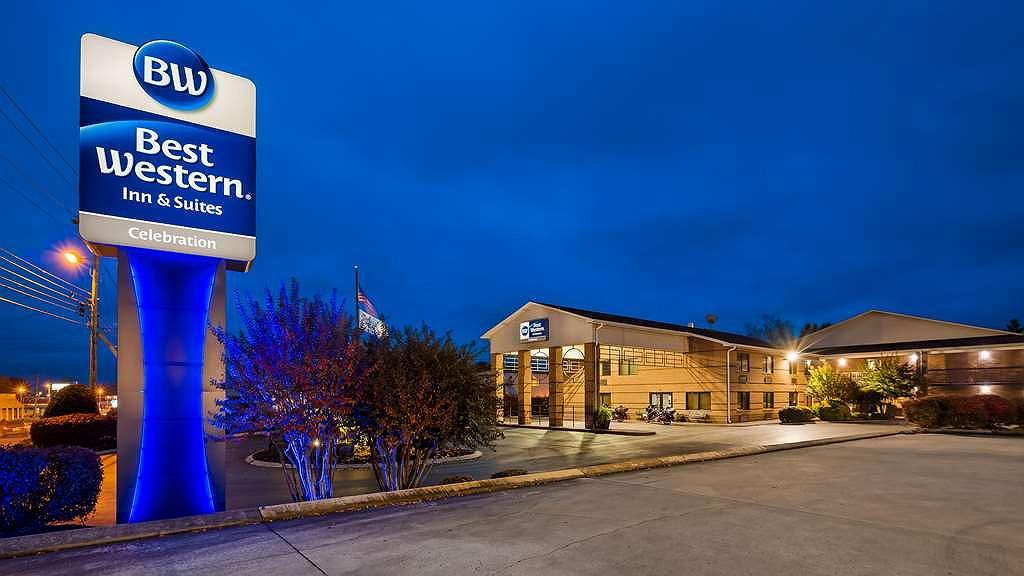 Best Western Shelbyville Inn and Suites Celebration Inn - Vista exterior