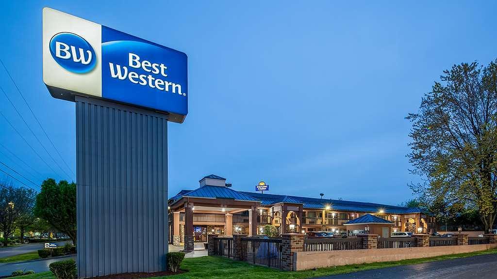 Best Western Murfreesboro - Exterior