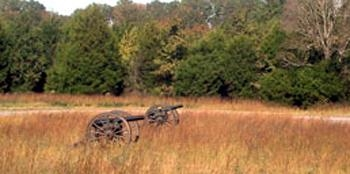 Best Western Chaffin Inn - Stones River Two Cannons Landscape