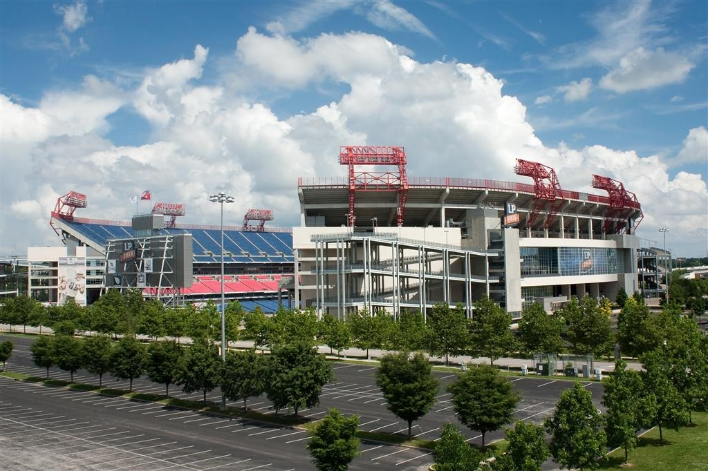 Best Western Chaffin Inn - LP Field Home of the Tennessee Titans