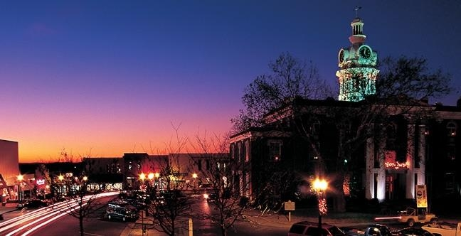 Best Western Chaffin Inn - Historic Downtown Murfreesboro, TN