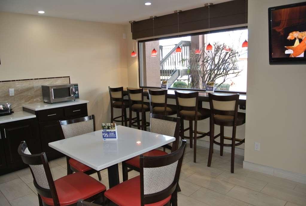 Best Western Chaffin Inn - Sala colazione
