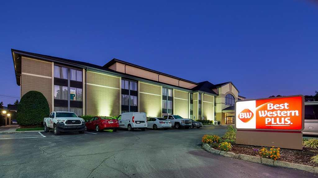 Best Western Plus Knoxville Cedar Bluff - Vista exterior