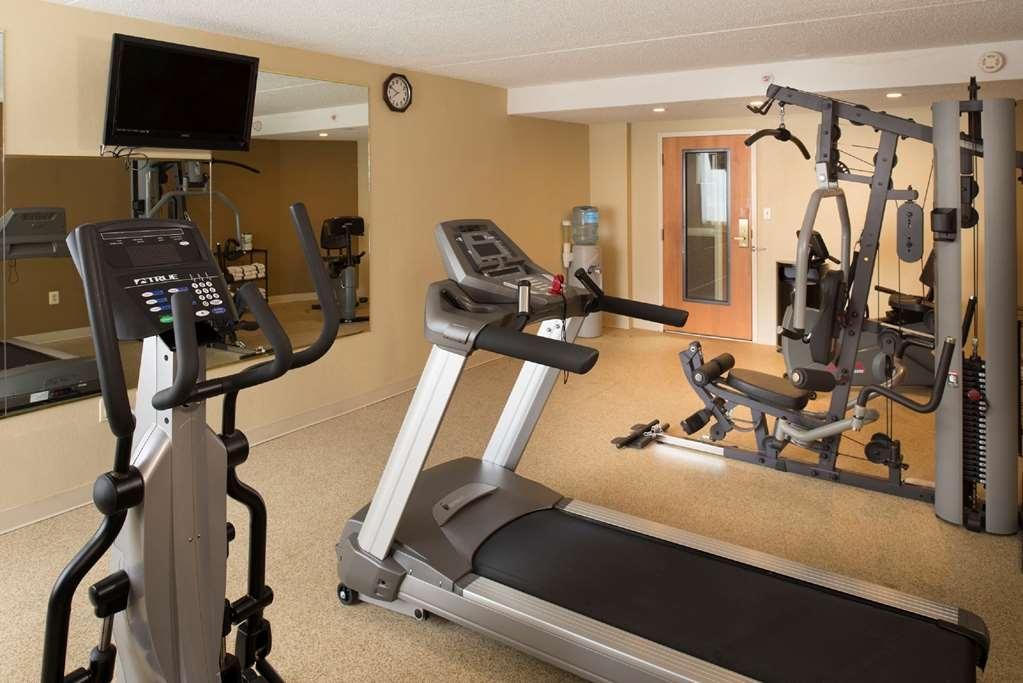 Best Western Plus Cedar Bluff Inn - exercise chambre