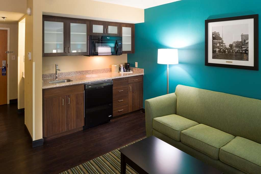 Best Western Plus Cedar Bluff Inn - suite ejecutiva