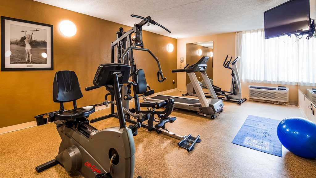Best Western Plus Cedar Bluff Inn - Club de remise en forme