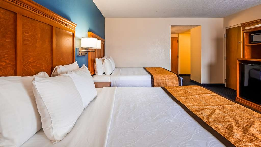 Best Western Plus Cedar Bluff Inn - Chambres / Logements