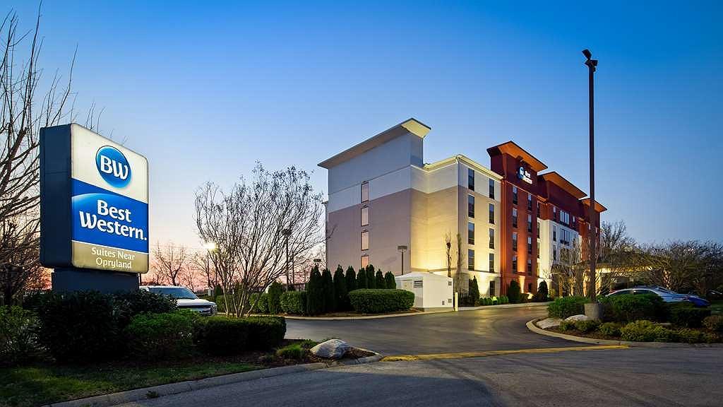 Best Western Suites Near Opryland - Exterior