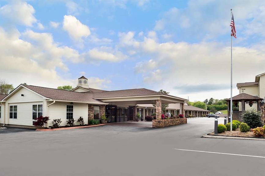 Best Western Inn - Area esterna