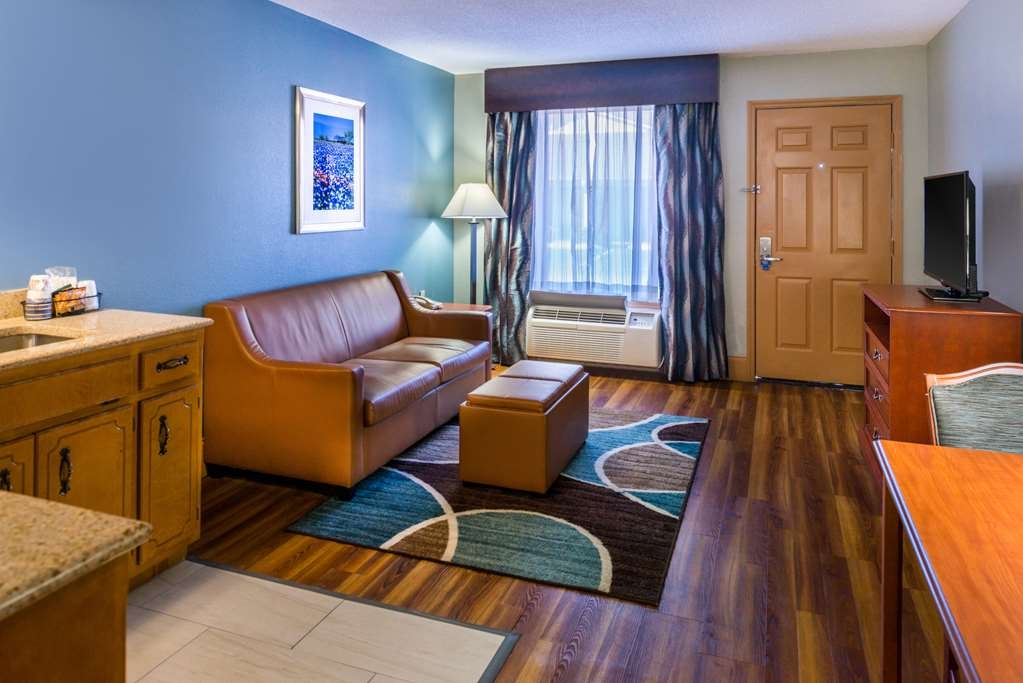Best Western Inn - Suite