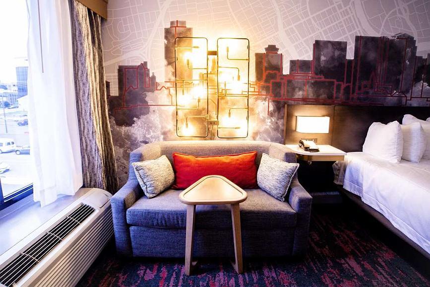 Hotel In Nashville Best Western Plus Music Row