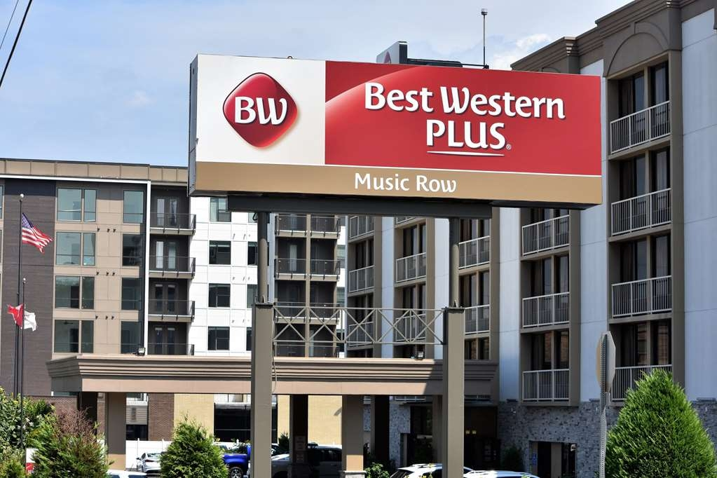 Best Western Plus Music Row - Façade
