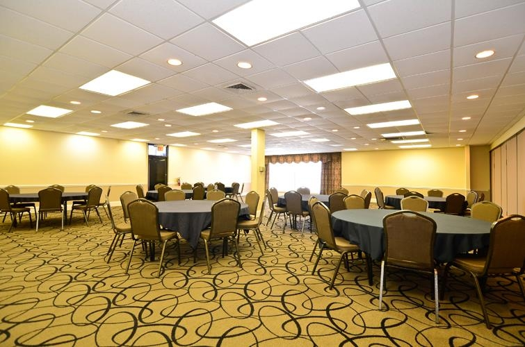 Best Western Johnson City Hotel & Conference Center - Sala de reuniones
