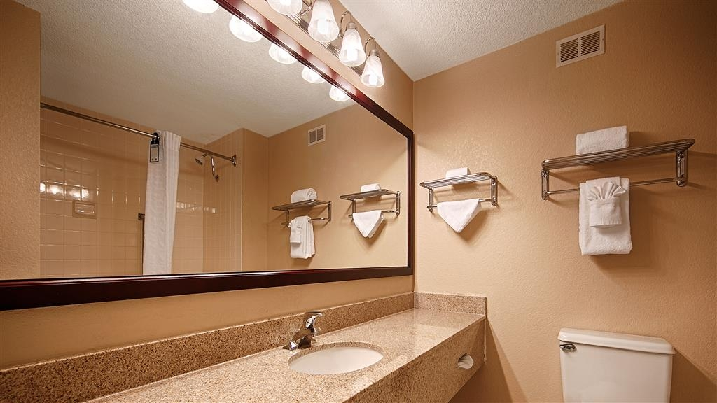 Best Western Johnson City Hotel & Conference Center - Baño