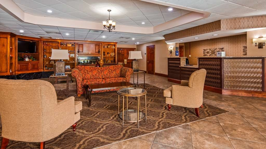 Best Western Tree City Inn - We look forward to your arrival in McMinnville.