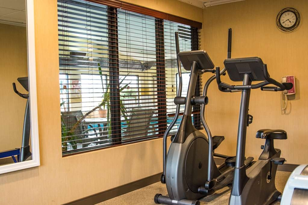 Best Western Plus Strawberry Inn & Suites - Club de remise en forme