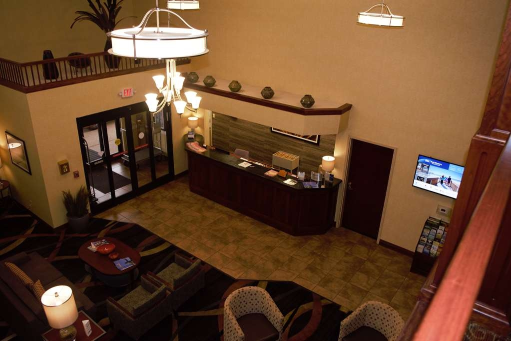 Best Western Plus Strawberry Inn & Suites - Vue du lobby