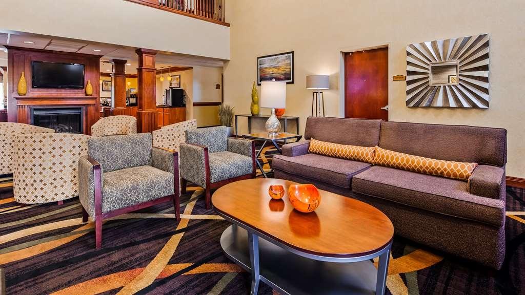 Best Western Plus Strawberry Inn & Suites - Hall