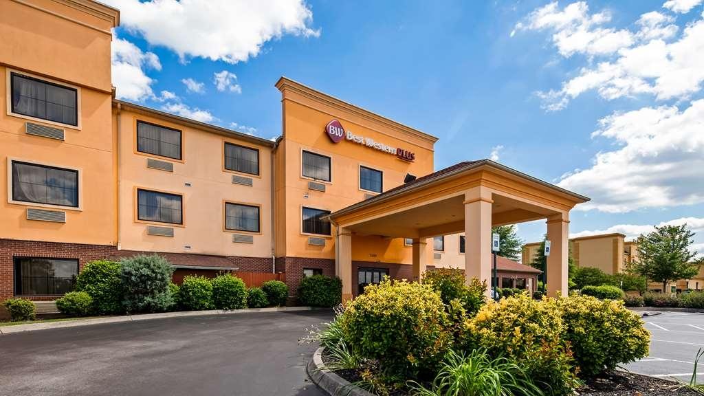Best Western Plus Strawberry Inn & Suites - Außenansicht