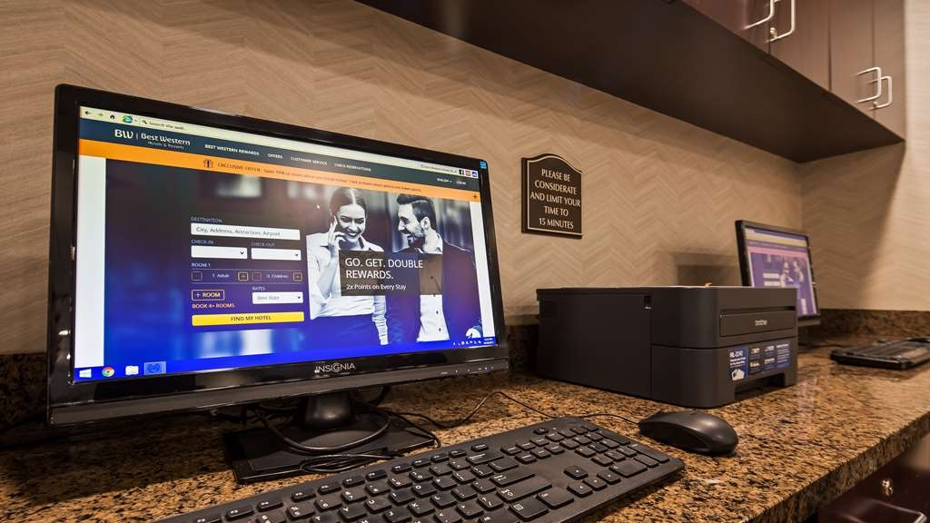 Best Western Plus Galleria Inn & Suites - affari-centro