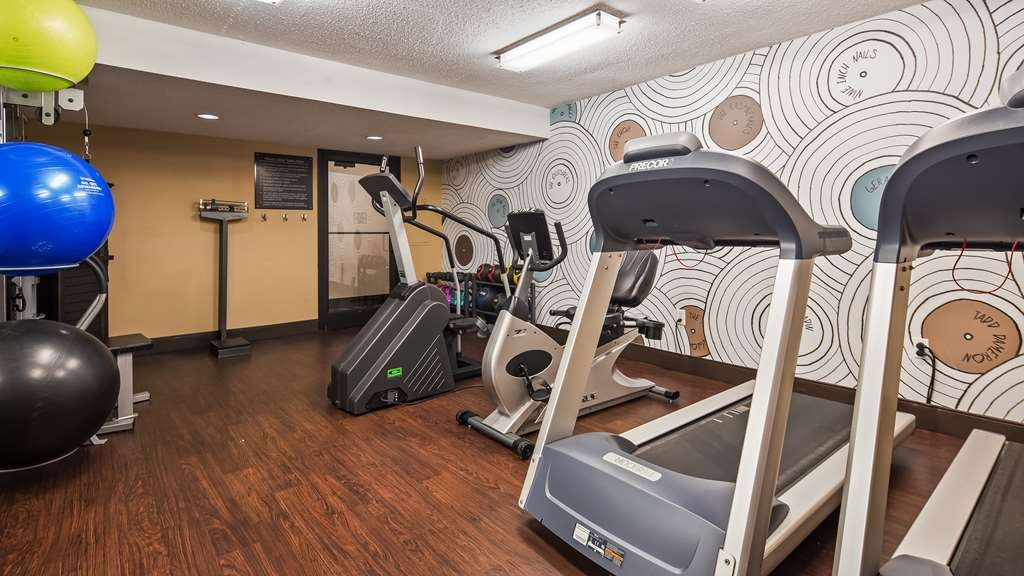 Best Western Plus Galleria Inn & Suites - Erholung