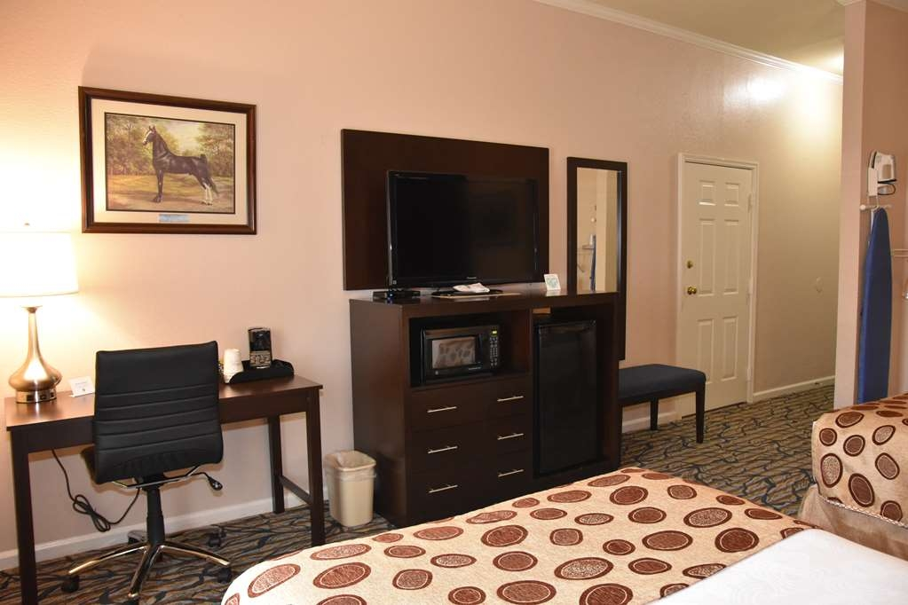 Best Western Spring Hill Inn & Suites - Two Double Bed Mobility Accessible Guest Room