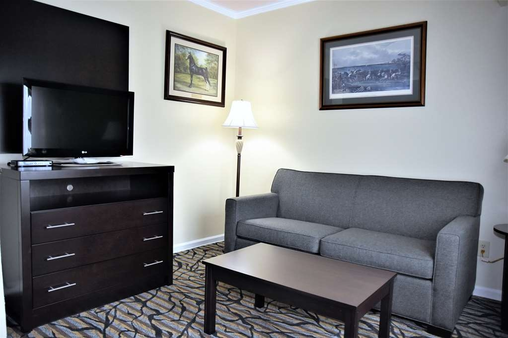 Best Western Spring Hill Inn & Suites - King Extended Suite