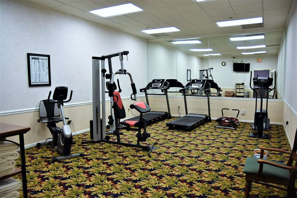 Best Western Spring Hill Inn & Suites - Fitness Center