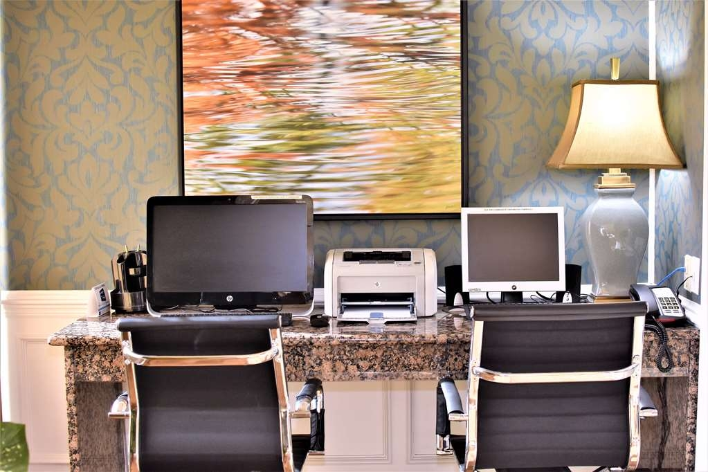 Best Western Spring Hill Inn & Suites - Business Center