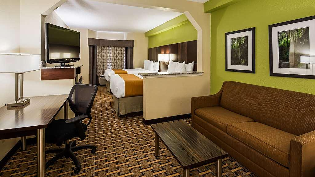 Hotel a Knoxville | Best Western Knoxville Suites - Downtown