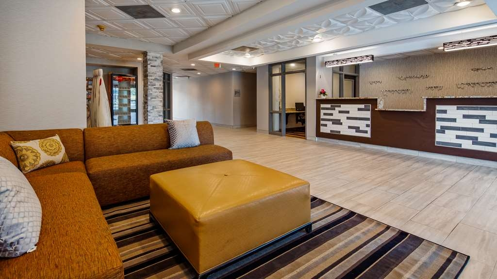 Best Western Knoxville Suites - Downtown - Vue du lobby