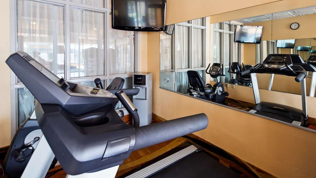 Best Western Knoxville Suites - Downtown - Club de remise en forme