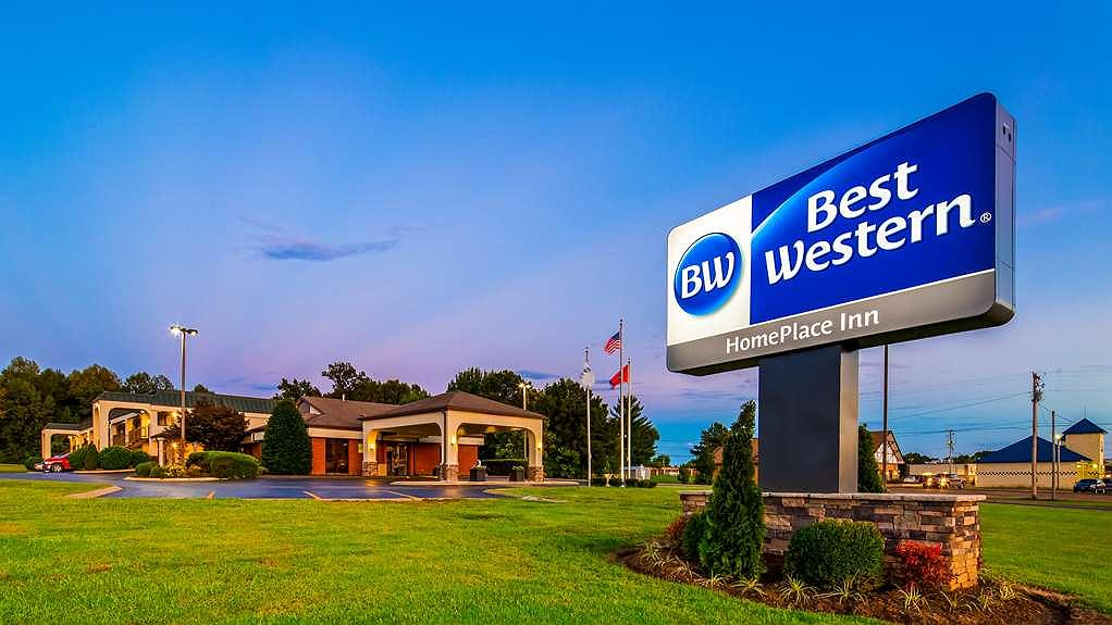 Best Western Home Place Inn - Aussenansicht