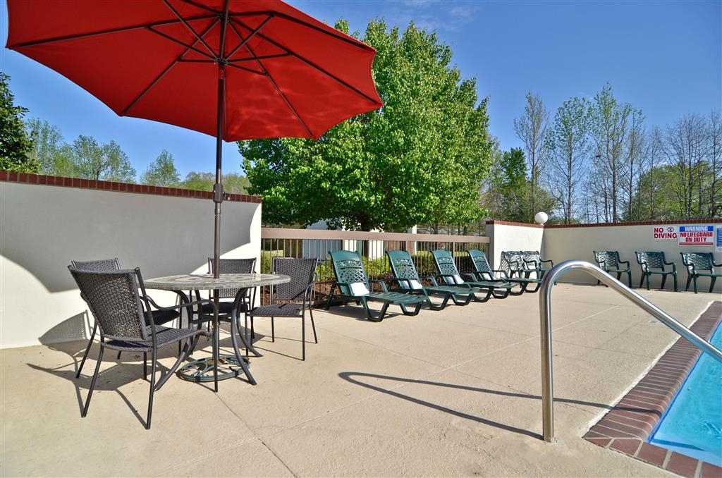 Best Western Home Place Inn - Piscina