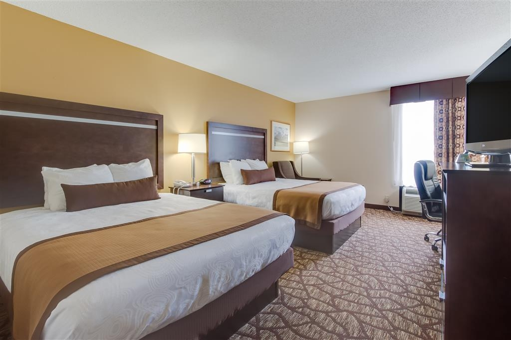 Best Western Plus Belle Meade Inn & Suites - Indulge yourself in our warm, welcoming and inviting Double Queen.