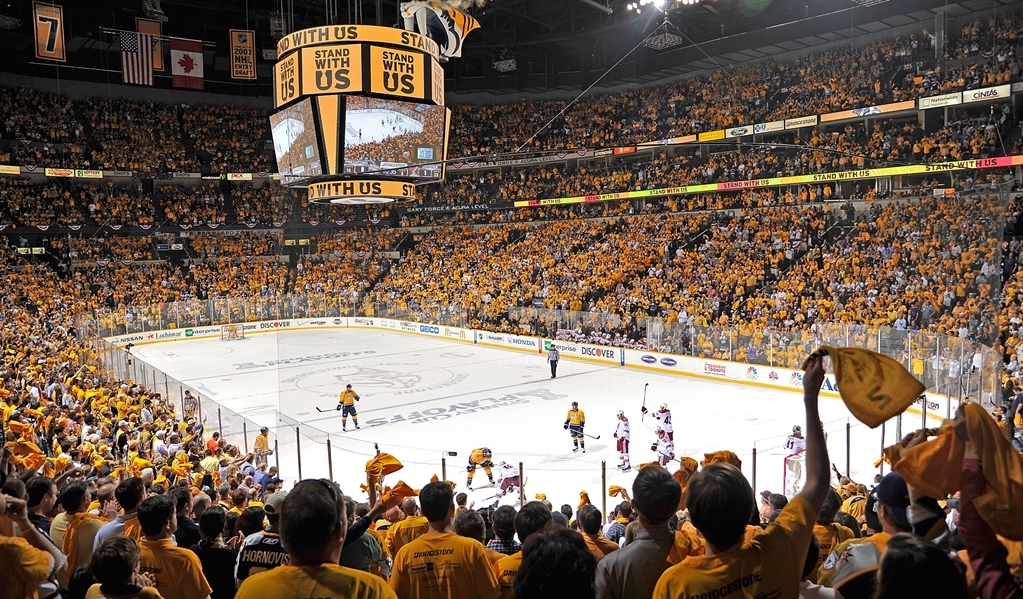 Best Western Plus Belle Meade Inn & Suites - Come see the Nashville Predators Hockey team we are located 5 miles from Bridgestone arena.