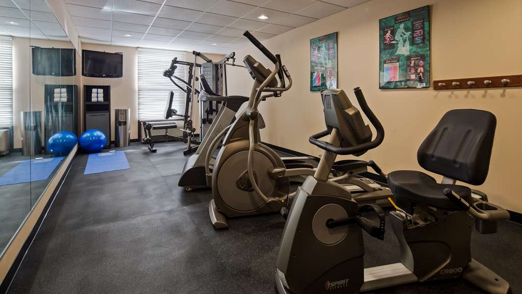 Best Western Plus Belle Meade Inn & Suites - Fitnessstudio