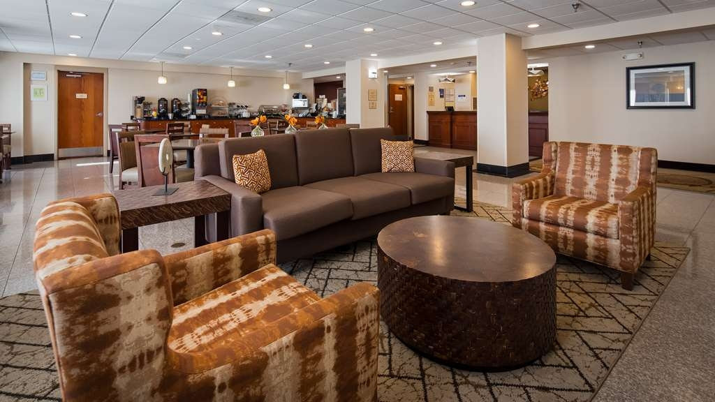 Best Western Plus Belle Meade Inn & Suites - Lobbyansicht
