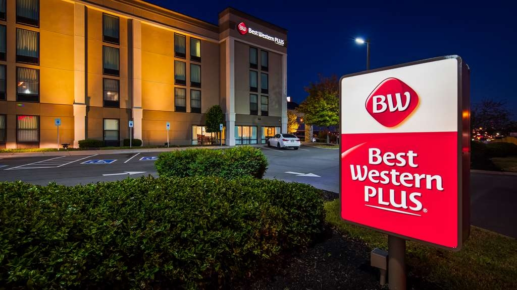 Best Western Plus Belle Meade Inn & Suites - Außenansicht