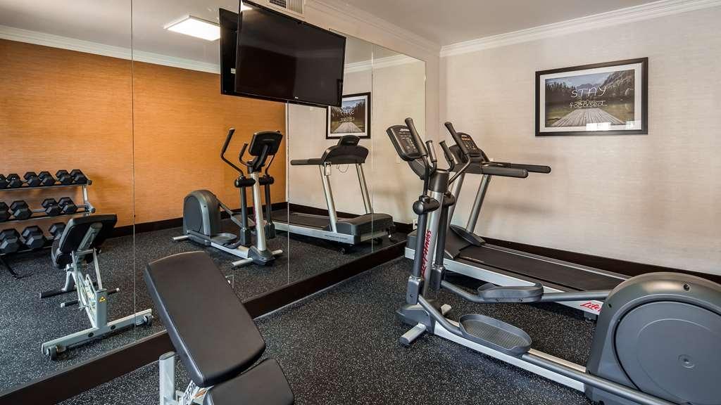 Best Western Brentwood - Fitness Center