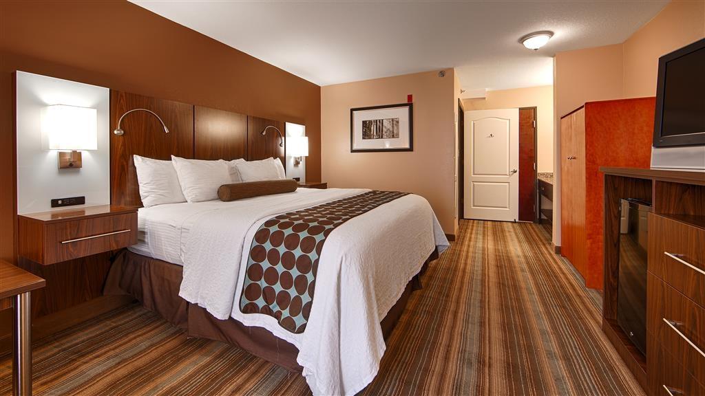 Best Western Plus Gen X Inn - Gästezimmer/ Unterkünfte
