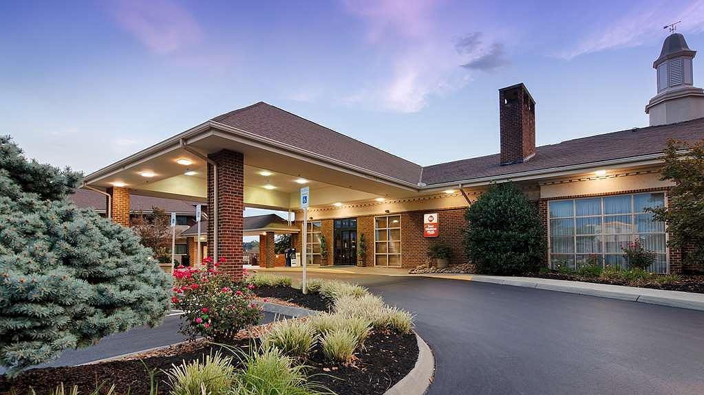 Best Western Plus Morristown Conference Center Hotel - Area esterna